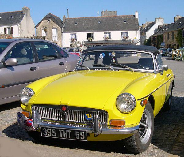 MG Midjet 1965 d