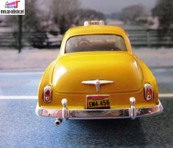 chevrolet sedan 1950 taxi solido checker cab (3)