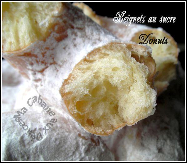 Beignets donuts au sucre 009