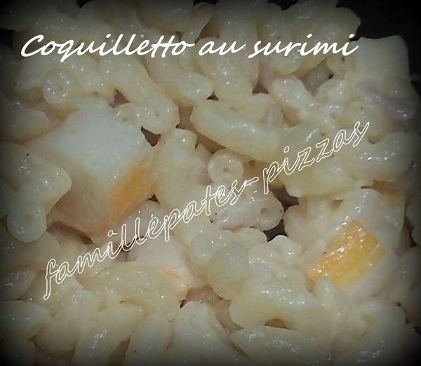 coquilletto surimi 2