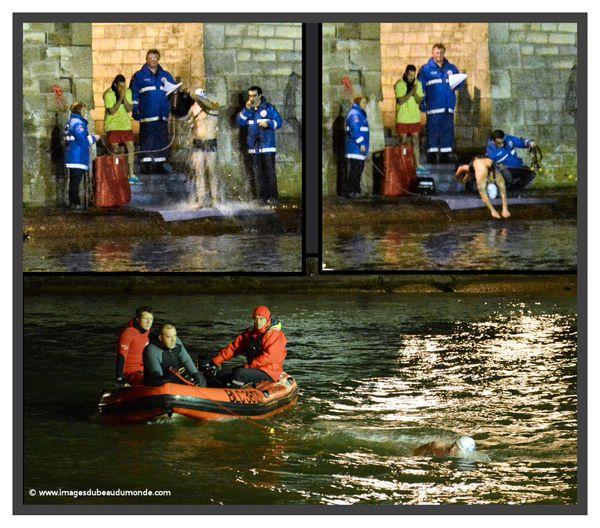 Philippe ClinckemaillieTraversee de l'Oise a la nage 1