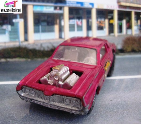 ford mercury cougar dragster matchbox speed kings (4)