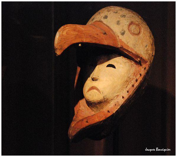 Musee quai Branly Paris masques 6
