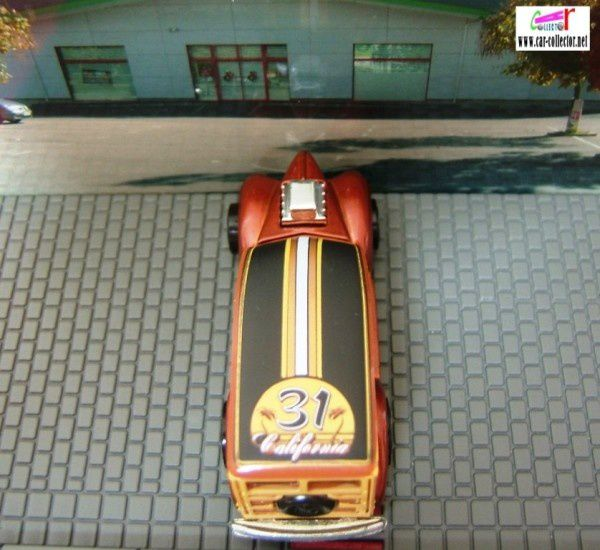 40 woody ford connect cars dans un cube style lego