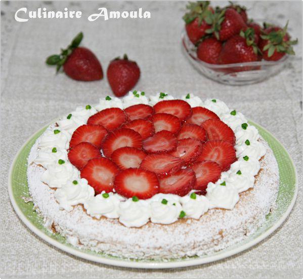 gateau aux fraises2