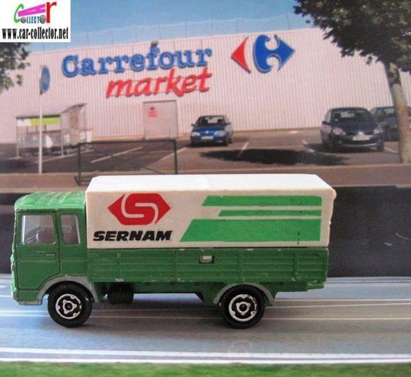 camion renault saviem majorette transports sernam (1)