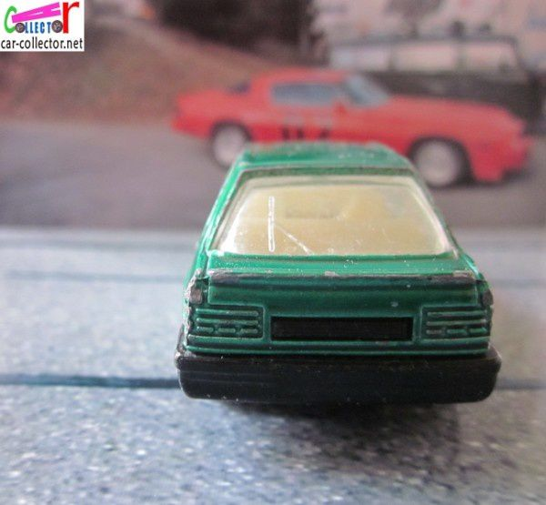 peugeot 309 maisto made in china