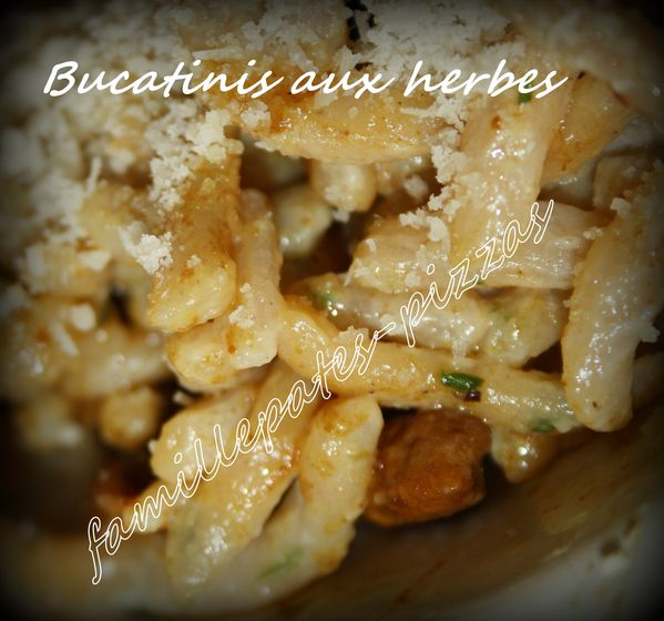 bucatinis aux herbes 2