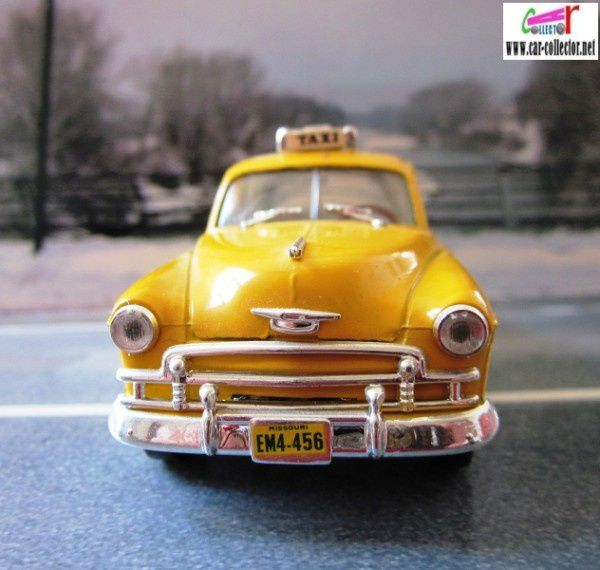 chevrolet sedan 1950 taxi solido checker cab (2)