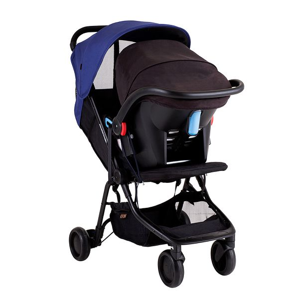 Mountain-Buggy-Nano-travel-stroller-as-a-travel-system-with