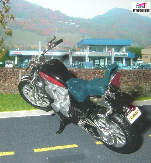 moto honda steed 600 welly 1.18 (3)