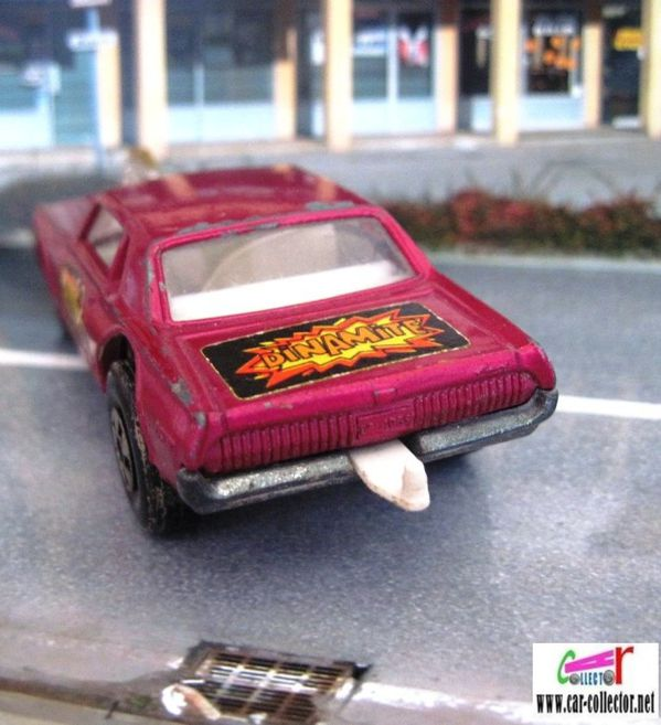 ford mercury cougar dragster matchbox speed kings (6)