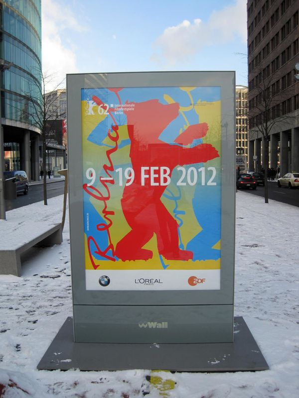 poster berlinale 2012