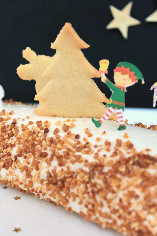 Buche de noel recette caramel