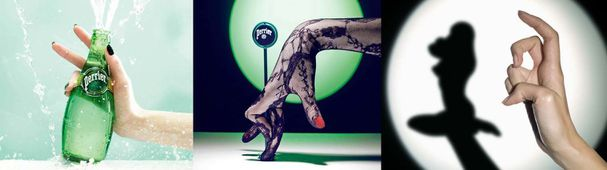 calendrier Perrier 2010