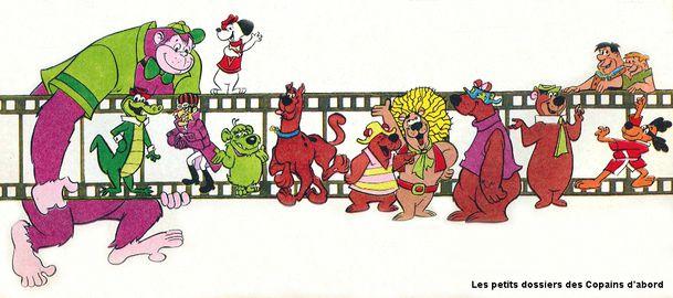 Hanna Barbera Pelliucule