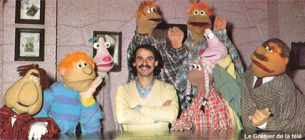 Les visiteurs d enoel 1980