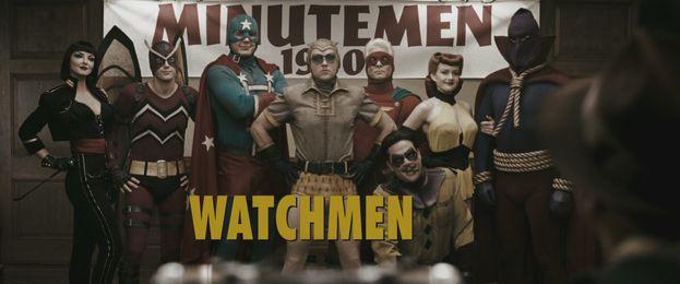 Watchmen - générique