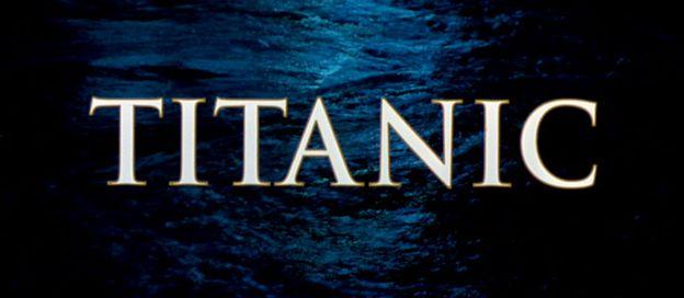 Titanic - générique