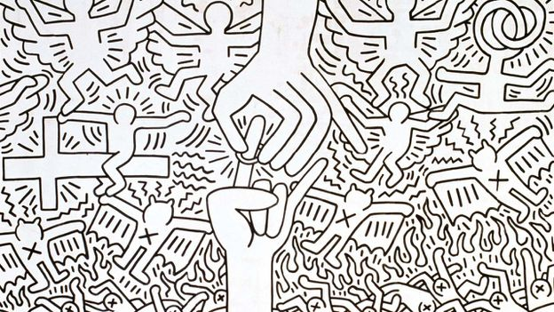KEITH-HARING-THE-POLITICAL-LINE-at-104-PARIS-EXHIBITION.jpg