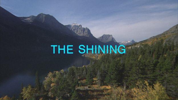 Shining - générique