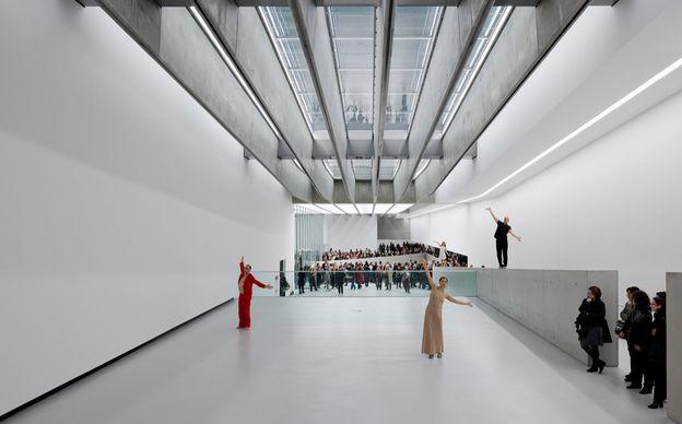 MAXXI MuseumZaha Hadid Architects2