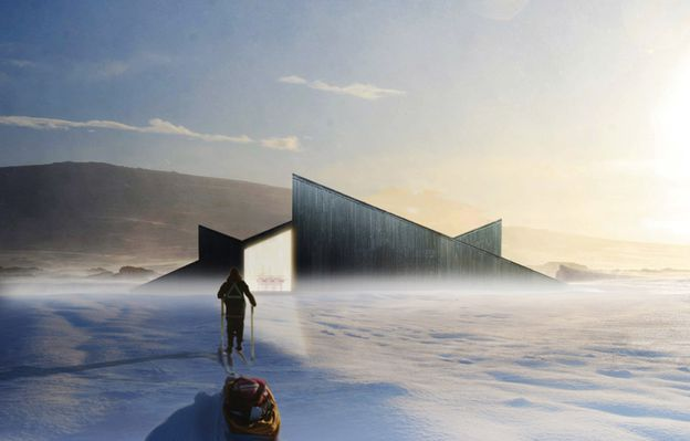 mountain hill cabin by fantastic norway architects on arcst