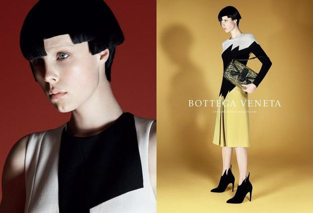 BOTTEGA VENETA - FALLWINTER 2014 AD CAMPAIGN BY DA-copie-1