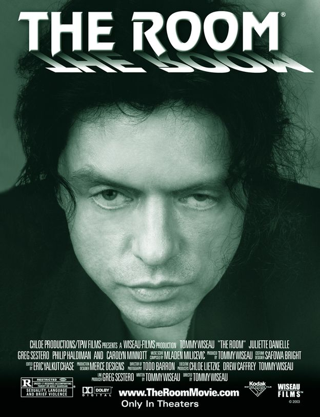 The Room - affiche