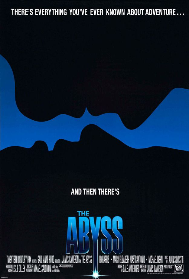 Abyss - affiche