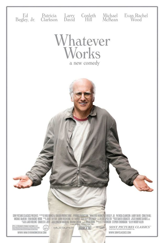 Whatever Works - affiche