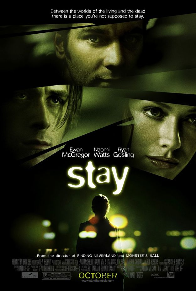 Stay - affiche