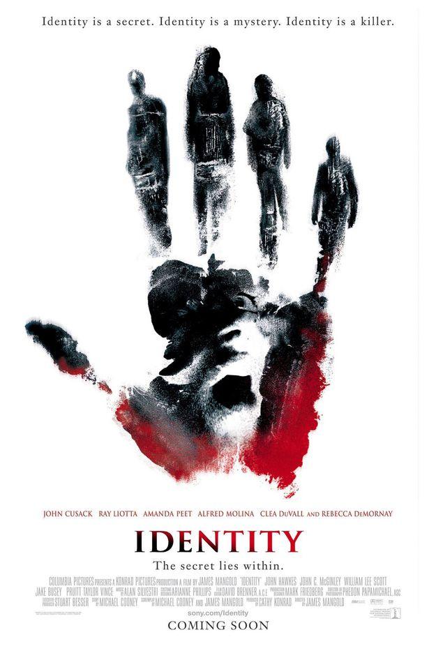 Identity - affiche