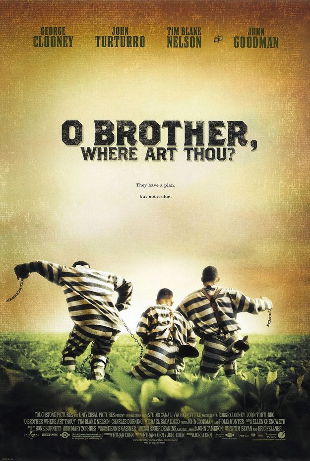 O Brother - affiche