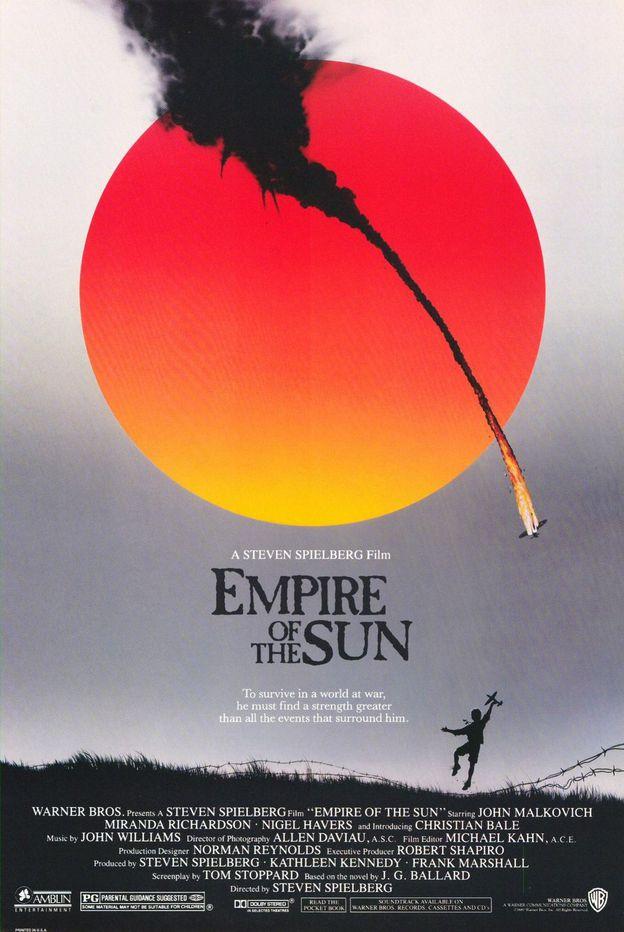 Empire du soleil - affiche