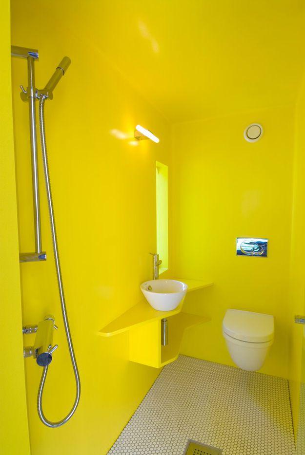 ARCSTREET.COM Juvet Landscape Hotel by JSA shower