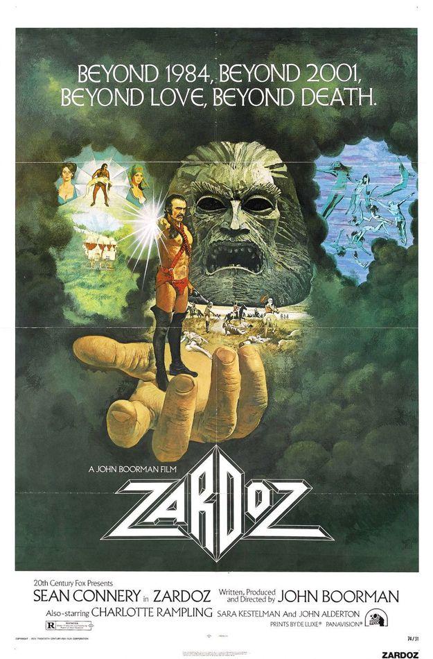 Zardoz - affiche