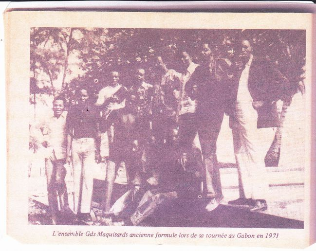 Grands Maquisards 1971