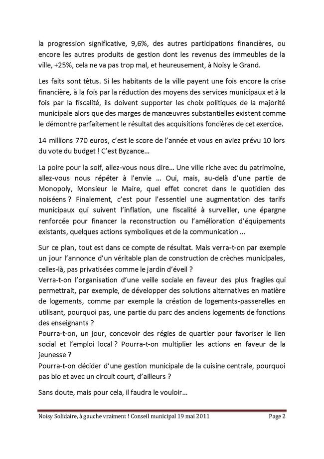 compte administratif 2010 19-05-11 Page 2