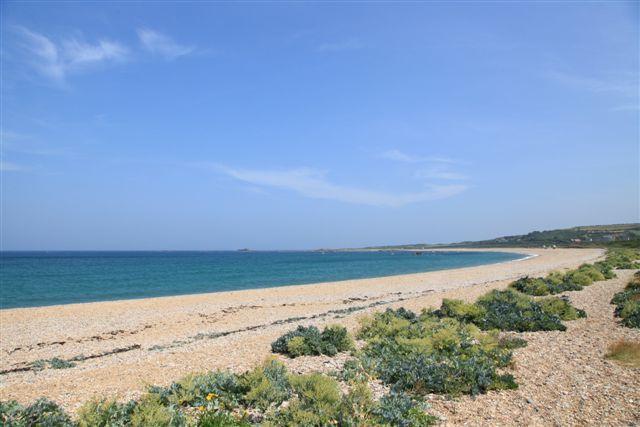 Cotentin : anse Saint-Martin