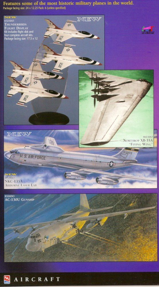 catalogue-ertl-1997-northrop-airborne-laser-gunship