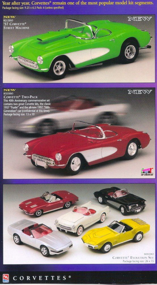 catalogue-ertl-1997-corvettes
