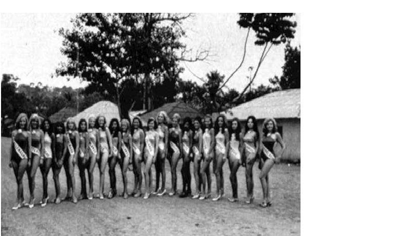 Miss Univers 1968