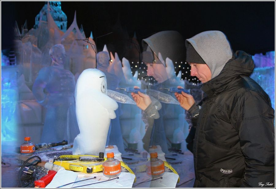 SCULPTEURS FROZEN 6