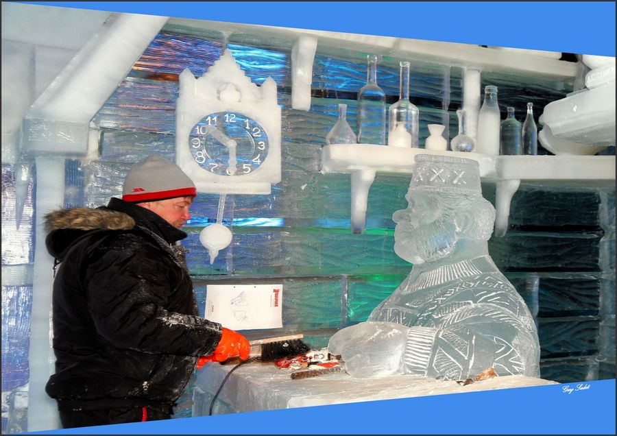 SCULPTEURS FROZEN 5