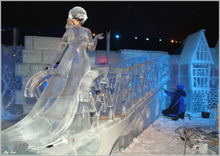 SCULPTEURS FROZEN 14